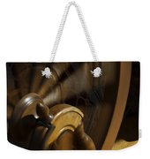 Let The Spinning Wheel Spin Weekender Tote Bag