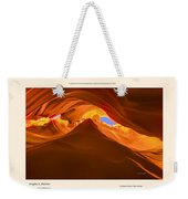 Let The Sun Shine In - Poster Weekender Tote Bag