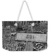 Letchworth Hidden Deaths Weekender Tote Bag