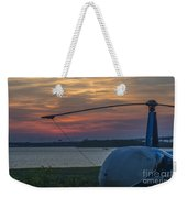 Lets Go Flying Weekender Tote Bag