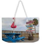 Let's Have A Picnic Jekyll Island Weekender Tote Bag
