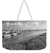 Let's Raise The Sails Weekender Tote Bag