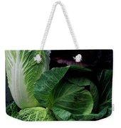 Lettuce Weekender Tote Bag