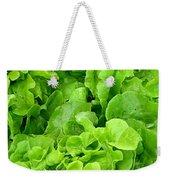 Lettuce Sing Weekender Tote Bag