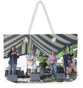 Levon Helm's Dirt Farmer Band Weekender Tote Bag