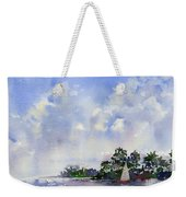 Leeward The Island Weekender Tote Bag