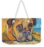 Lexie Weekender Tote Bag by Pat Saunders-White