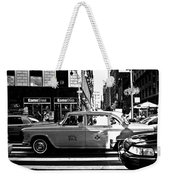 Lexington Avenue Weekender Tote Bag