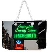 Lexington Candy Shop Weekender Tote Bag