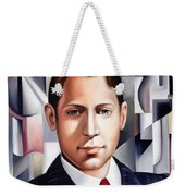 L'homme D'affaire Weekender Tote Bag