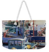 Liaisons Weekender Tote Bag by Jeremy Annett