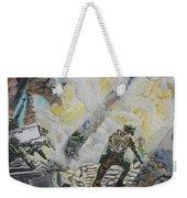 Liberator's Guardian Angles Weekender Tote Bag