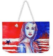 Liberty American Girl Weekender Tote Bag