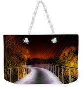 Liberty Bridge At Night Weekender Tote Bag