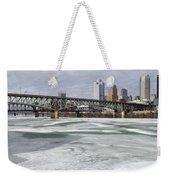Liberty Bridge # 1 Weekender Tote Bag