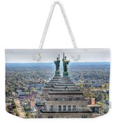 Liberty Building Autumn 2013 Weekender Tote Bag