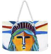 Liberty In Colors Weekender Tote Bag