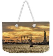 Liberty Sailing  Weekender Tote Bag