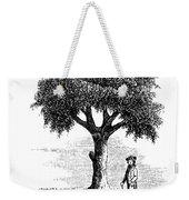 Liberty Tree, 1765 Weekender Tote Bag