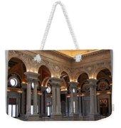Library Of Congress Washington Dc Weekender Tote Bag
