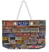License To Drive Weekender Tote Bag