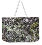 Lichen And Moss Weekender Tote Bag