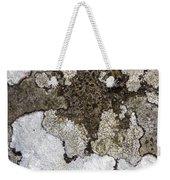 Lichen Mosaic Weekender Tote Bag