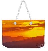 Lickstone Gap Sunset 5 Weekender Tote Bag