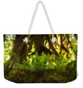 Licorice Fern Weekender Tote Bag