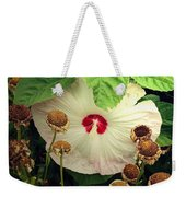 Life And Death In The Garden Weekender Tote Bag