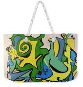 Life At The Beach Weekender Tote Bag
