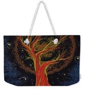 Life Blood Tree By Jrr Weekender Tote Bag