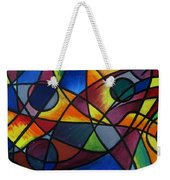 Life Colors Weekender Tote Bag