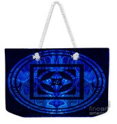 Life Force Within Abstract Healing Artwork Weekender Tote Bag