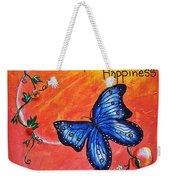 Life - Healing Art Weekender Tote Bag by Absinthe Art By Michelle LeAnn Scott
