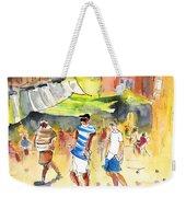 Life In Cartagena 01 Weekender Tote Bag