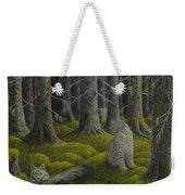 Life In The Woodland Weekender Tote Bag