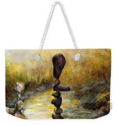 Life Is A Balancing Act Weekender Tote Bag