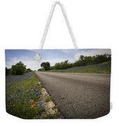 Life Is A Highway  Weekender Tote Bag by Lynn Bauer