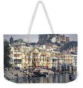 Life Is A Journey Weekender Tote Bag