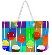 Life Is Full Of Lollipops Weekender Tote Bag