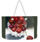 Such A Cheery Note Weekender Tote Bag