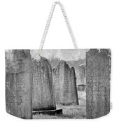 Life Isn't Black And White Weekender Tote Bag