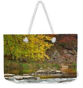 Life On The River Weekender Tote Bag by Bill Wakeley