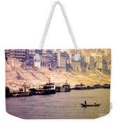 Life On The Yangte  Weekender Tote Bag