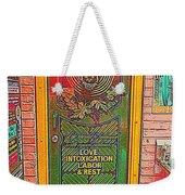 Life Should Be Painted Weekender Tote Bag