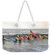 Lifeguard Competition Weekender Tote Bag