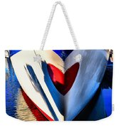 Life's Blood Weekender Tote Bag