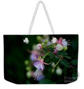 Life's Quiet Moments Weekender Tote Bag