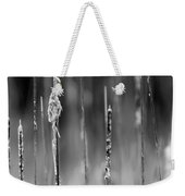 Life's Ripple - Center Weekender Tote Bag by Steven Santamour